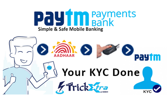 How to complete Full KYC or Minimum kyc in paytm for Paytm Payments Ba...
